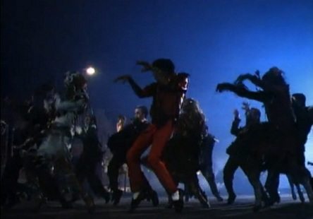 thriller dance